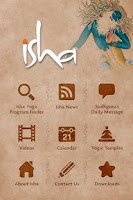 Screenshot of Isha Foundation