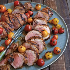 Orange Mojo Pork Tenderloin