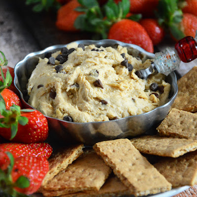 Skinny Cookie Dough Dip