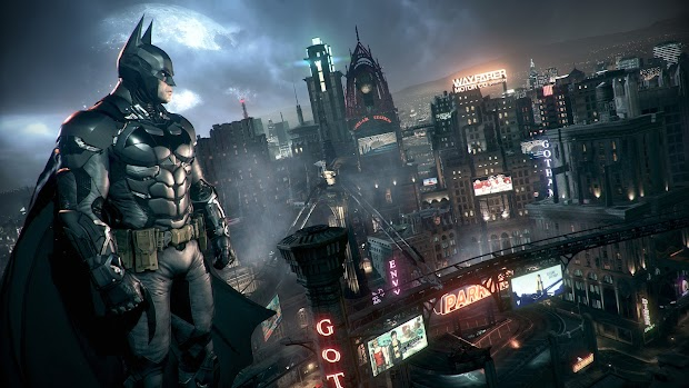 First Batman: Arkham Knight gameplay trailer swoops in