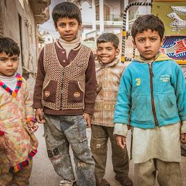 Pakistani Kids by Muhammad Irfan Farooq - Babies & Children Children Candids ( pakistan, girl, happy, boys, street, dirty, candid, kids )