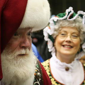 Santa and Misses Claus by VAM Photography - Public Holidays Christmas ( holiday, santa, tradition, christmas, culture,  )