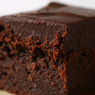 Chocolate Mascarpone Brownies