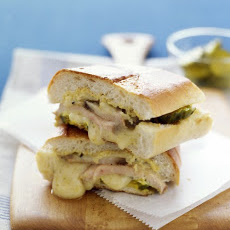 Pressed Pork Sandwiches