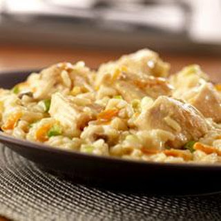 Creamy Chicken Risotto