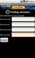 Screenshot of Bet Calculator 8 in 1