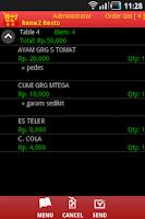 Screenshot of RENE Resto Mobile Order