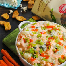 Lightened-Up Buffalo Chicken Dip