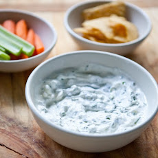 Herbed Yogurt Dip