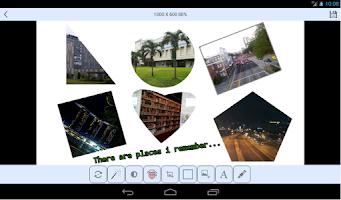 Screenshot of SA PhotoMagic