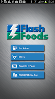 Screenshot of Flash Foods Mobile