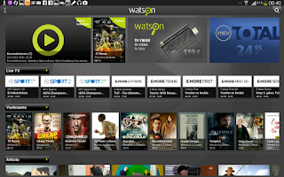 Screenshot of Watson