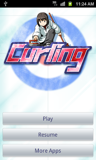 Curling - screenshot
