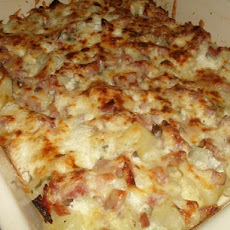 Ham and Potato Casserole