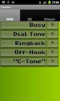 Screenshot of ToneDef (DEPRECATED)