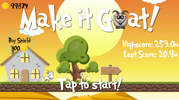 Screenshot of Make it Goat!