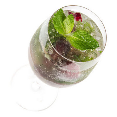 Brunch Drinks: Napa Valley Mojito