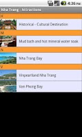Screenshot of VietnamTravel