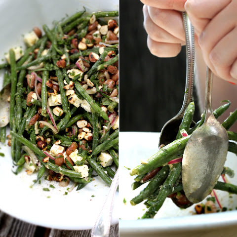 Tarragon String Bean Salad