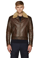 Matchless Brown Leather Marlon Brando Special Edition Bomber