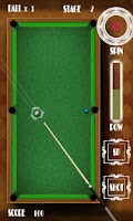 Screenshot of RIRIKO Pocket Billiard