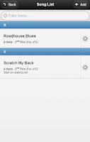 Screenshot of Harmonica Key Finder