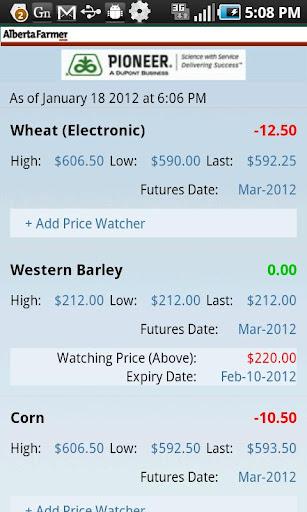 【免費新聞App】Alberta Farmer Mobile-APP點子