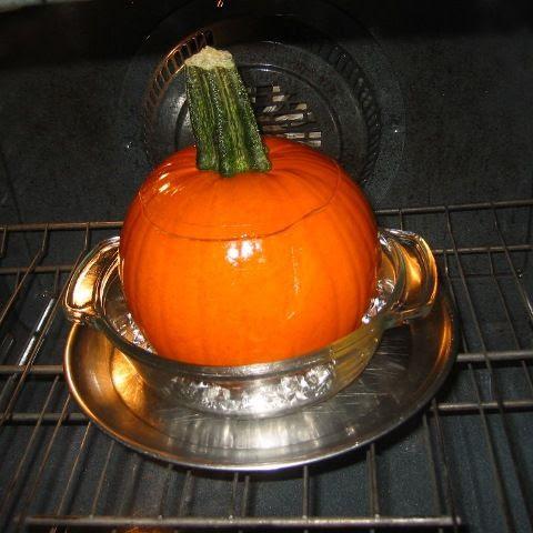 Pumpkin Stuffed with Everything Good Recipe   Yummly