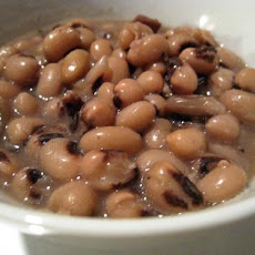 Emeril's Stewed Black-Eyed Peas