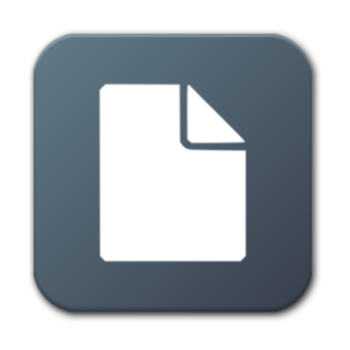 Glance Note for Simplenote LOGO-APP點子