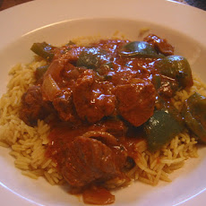 Coromandel Lamb Curry