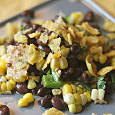 Black Bean Salad With Corn, Cilantro, and Chili-Lime Vinaigrette