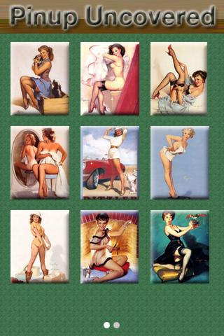 Pinup Uncovered