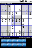 Screenshot of Sudoku Generator