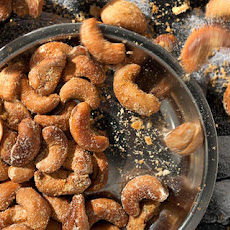 Tangy Ranch Cashews Recipe