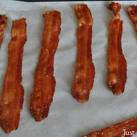 Cayenne Candied Bacon