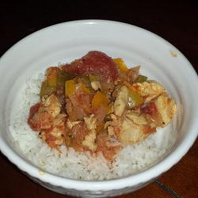 Chicken Jambalaya II
