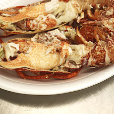 Hilary Latimer's lobster thermidor