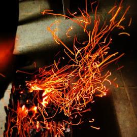 Fire by Dharmalingam Sriramlingam - Instagram & Mobile iPhone