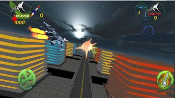 Screenshot of Jet Attack 2