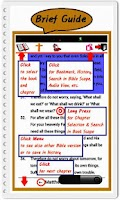 Screenshot of Simple Bible - Hindi (BBE)