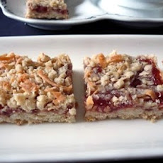 Fruit-Oatmeal Cookie Bars