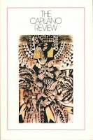 The Capilano Review - Front Cover - Spring 1990