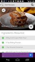 Screenshot of Diet Plan Recipes Free
