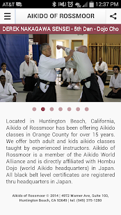 Aikido of Rossmoor - screenshot