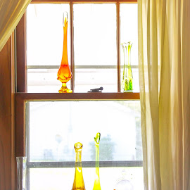 Morning light by Josh Bosley - Artistic Objects Glass