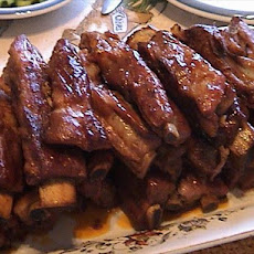 Canadian Sweet and Sour Spareribs