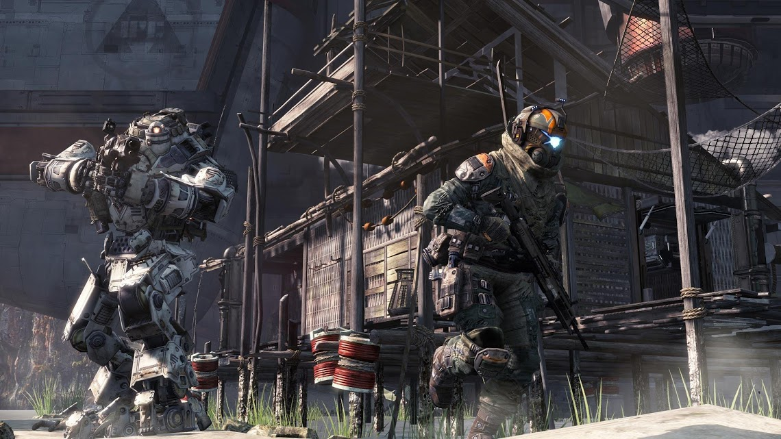 Titanfall delayed until the end of March on Xbox 360