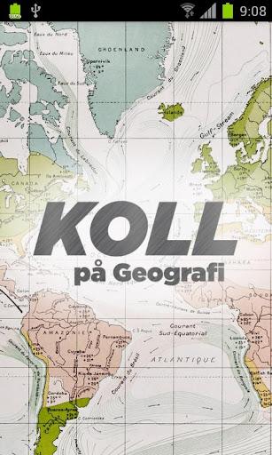 Koll på Geografi [Gratis]