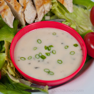 Sugar Free Ranch Dressing